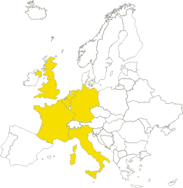 PNO Map